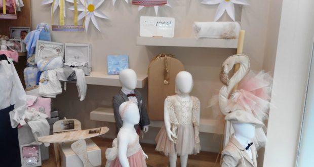 94ffbff9fe Η Άνοιξη ήρθε στα Baby Chic ! – Δείτε τη νέα συλλογή ρούχων και θα  ξετρελαθείτε!