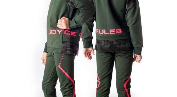dd76a1cdb84 Athletic Mode και στις παιδικές φόρμες – Από την Joyce !!!
